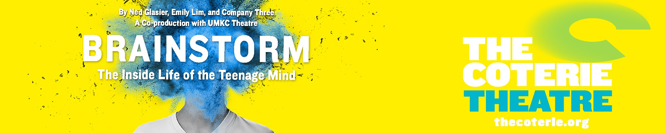 The Coterie and UMKC Theatre's co-production of Brainstorm